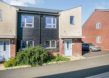 Legg Road, Shaftesbury SP7. 2 bed semi-detached house