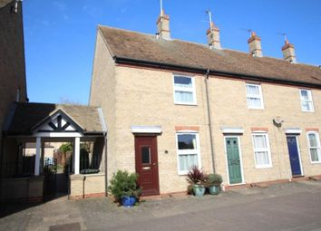 Thumbnail 2 bedroom end terrace house for sale in Lisle Lane, Ely