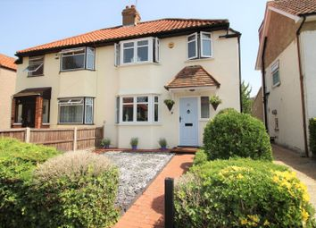 Thumbnail 3 bed semi-detached house for sale in Maida Way, Chingford