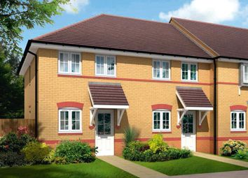 Thumbnail 2 bed end terrace house to rent in Prestoe Close, Weldon, Corby