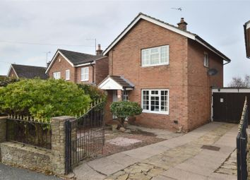 Thumbnail 3 bed detached house for sale in Dovedale Rise, Allestree, Derby