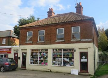 Thumbnail Retail premises for sale in Fakenham Road, Briston, Melton Constable, Norfolk