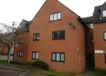 Thumbnail 1 bed flat to rent in Highgrove Court, Rushden