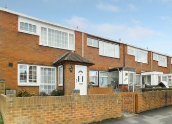 Thumbnail 3 bed end terrace house for sale in Windsor Court Road, Chobham, Woking