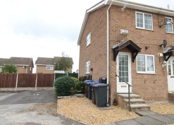 Thumbnail 2 bed flat to rent in Rockwood Close, Chapeltown, Sheffield, South Yorkshire