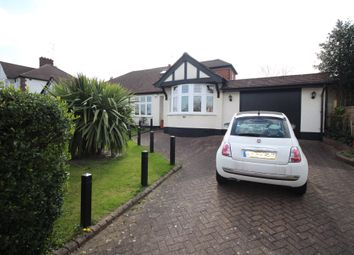 Thumbnail 1 bed bungalow for sale in Haslemere Avenue, East Barnet