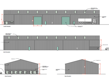 Thumbnail Light industrial to let in 5 Brent Avenue, Forties Road., Montrose