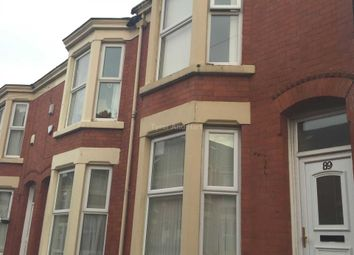 Thumbnail 3 bedroom shared accommodation to rent in Empress Road, Kensington, Liverpool