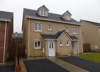 Thumbnail 3 bed semi-detached house for sale in Oak Hill Way, Parc Y Dderwen, Pontardawe, Swansea