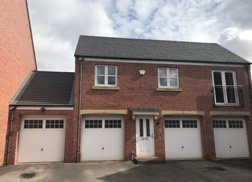 Thumbnail 2 bed flat to rent in Cheal Close, Shardlow