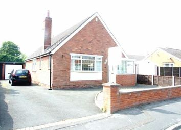 Thumbnail 2 bedroom bungalow for sale in Sedgley Avenue, Freckleton, Preston, Lancashire