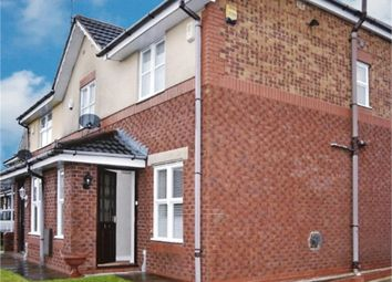 2 bed semi-detached house for sale in April Close, Oldham, Lancashire OL8