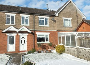 Thumbnail 2 bed terraced house for sale in Hatton Park, Bromyard