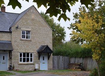 Thumbnail 2 bed semi-detached house for sale in Shepherds Hill, Steeple Aston, Bicester