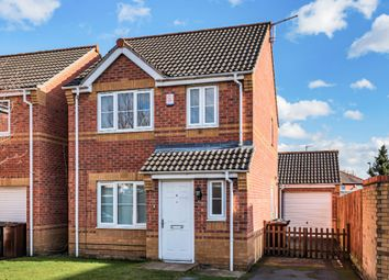 Thumbnail 3 bed detached house for sale in Primo Place, Oakwood, Leeds