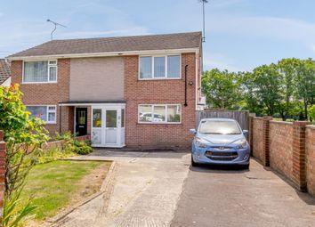Thumbnail 3 bed semi-detached house for sale in Smythe Road, Southampton, Southampton