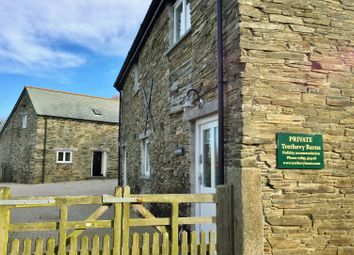 Thumbnail 4 bed barn conversion for sale in Trethevy Barns, Trethevy