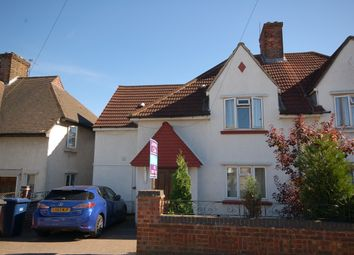 Thumbnail 5 bed semi-detached house to rent in Strugess Avenue, Hendon