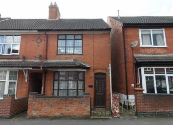 Thumbnail 2 bed terraced house for sale in Crescent Road, Coalville