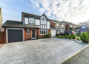 Thumbnail 4 bed property for sale in Burton Close, Wainscott, Kent