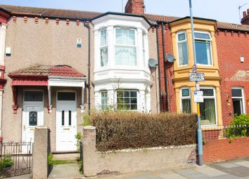 3 bed terraced house for sale in Egmont Road, Middlesbrough TS4