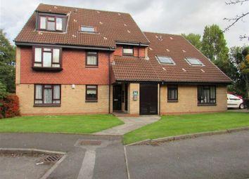 Thumbnail 1 bed flat to rent in Swan Gardens, Birmingham, West Midlands