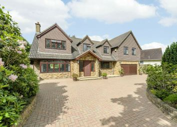 Thumbnail 4 bed detached house for sale in Wolsey Road, Moor Park Estate, Northwood