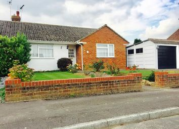 Thumbnail 3 bed bungalow for sale in Meadowbrook Close, Kennington, Ashford, Kent