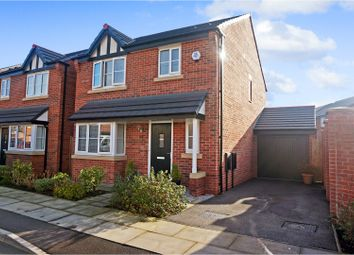 Thumbnail 3 bed detached house for sale in Ashford Close, Liverpool