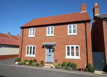 3 bed detached house for sale in Lilly Lane, Chickerell, Weymouth DT3
