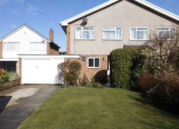 Thumbnail 3 bed semi-detached house for sale in Sweetfield Gardens, Little Sutton, Ellesmere Port