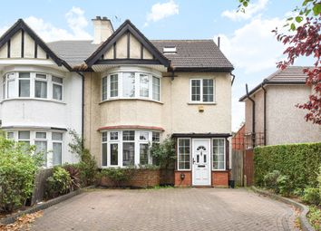 Thumbnail 4 bed semi-detached house for sale in Headstone Lane, North Harrow, Middlesex