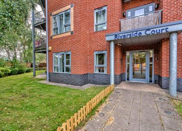 2 bed flat for sale in Riverside Court, Girton Road, Cannock WS11