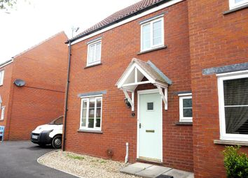 Thumbnail 3 bed semi-detached house for sale in The Badgers, St Georges, Weston-Super-Mare