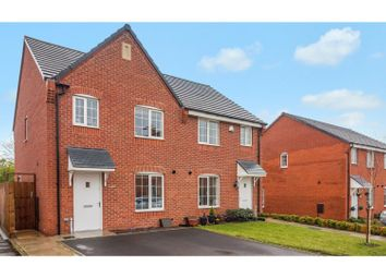 Thumbnail 3 bed semi-detached house for sale in Egremont Close, Evesham