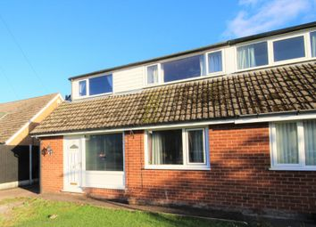 Thumbnail 4 bed semi-detached house for sale in Ribblesdale Drive, Preston