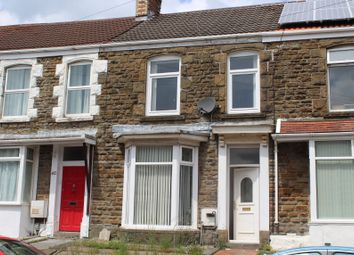 Thumbnail 3 bed terraced house for sale in Rhondda Street, Mount Pleasant, Swansea