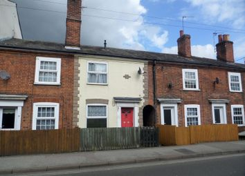 Thumbnail 2 bedroom terraced house to rent in Station Road, Sudbury