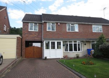 Thumbnail 5 bedroom semi-detached house for sale in Chessington Crescent, Trentham, Stoke-On-Trent