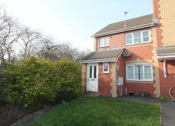 Thumbnail 3 bedroom semi-detached house for sale in Llwyn David, Barry