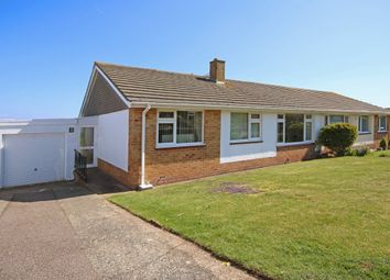 Thumbnail 2 bed semi-detached bungalow for sale in Locks Close, Torquay