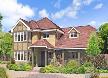 Thumbnail 3 bed detached house for sale in Hengist Road, Minnis Bay, Birchington, Kent