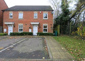 Thumbnail 3 bed semi-detached house for sale in Atkins Close, Biggin Hill, Westerham, London
