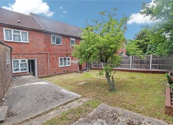 Thumbnail 4 bed semi-detached house for sale in Brockett Close, Chigwell, Essex