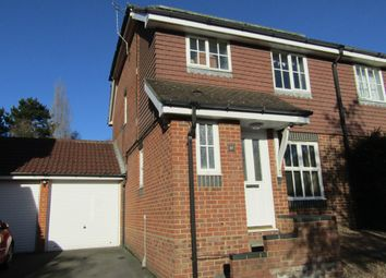 Thumbnail 4 bedroom semi-detached house for sale in Parry Close, Cosham, Portsmouth
