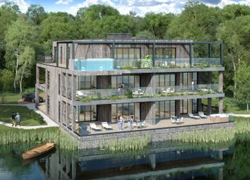 Thumbnail 3 bed flat for sale in The Apartments, Lakes By Yoo, The Cotswolds, (New Build)