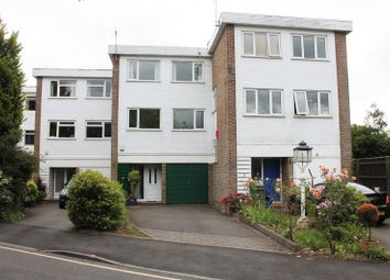 Thumbnail 3 bed town house for sale in Oakland Close, Solihull