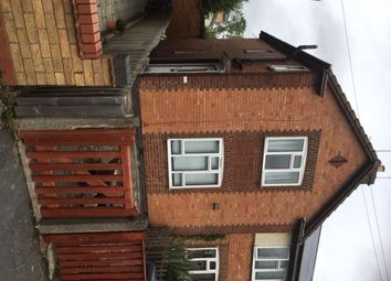 Thumbnail 3 bed end terrace house to rent in Wycombe Road, Leicester