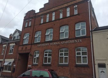 Thumbnail 1 bed flat to rent in Asfordby Street, Leicester