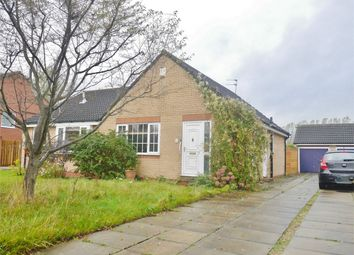 Thumbnail 2 bedroom semi-detached bungalow for sale in Rishworth Grove, Rawcliffe, York